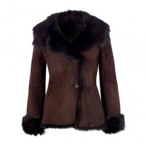 """Darwin"" Sheepskin Jacket"