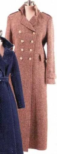 """Turpin"" Tweed Coat"