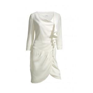 """Nanette"" Ruffle Dress"