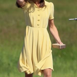 """Primrose"" Button Dress"