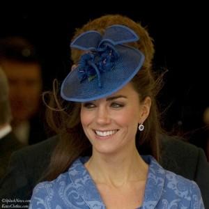 Blue Disc Hat