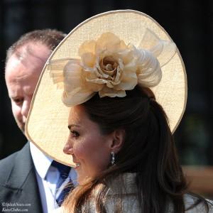 """""""Launceston Place"""" Disc Hat"""