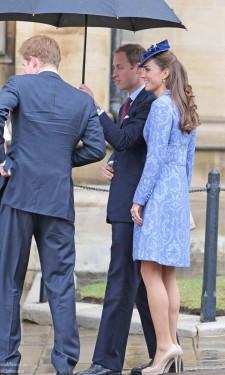 Prince Philip's 90th Birthday Service