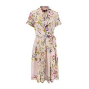 """Penelope"" Floral Tea Dress"