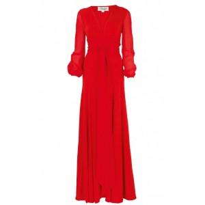 """""""Sarai"""" Silk Gown"""