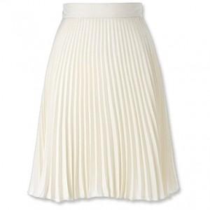 """""""Lina Dobby Pleat"""" Skirt"""