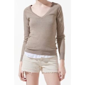 Oatmeal Zara Sweater