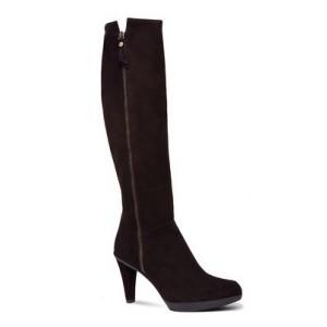 """Zipkin"" Heeled Boots"