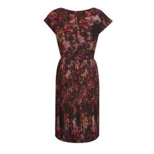 """Cezanne Paintbox Pleated"" Dress"