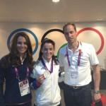 London 2012 Day 8: Jessica Ennis Gold