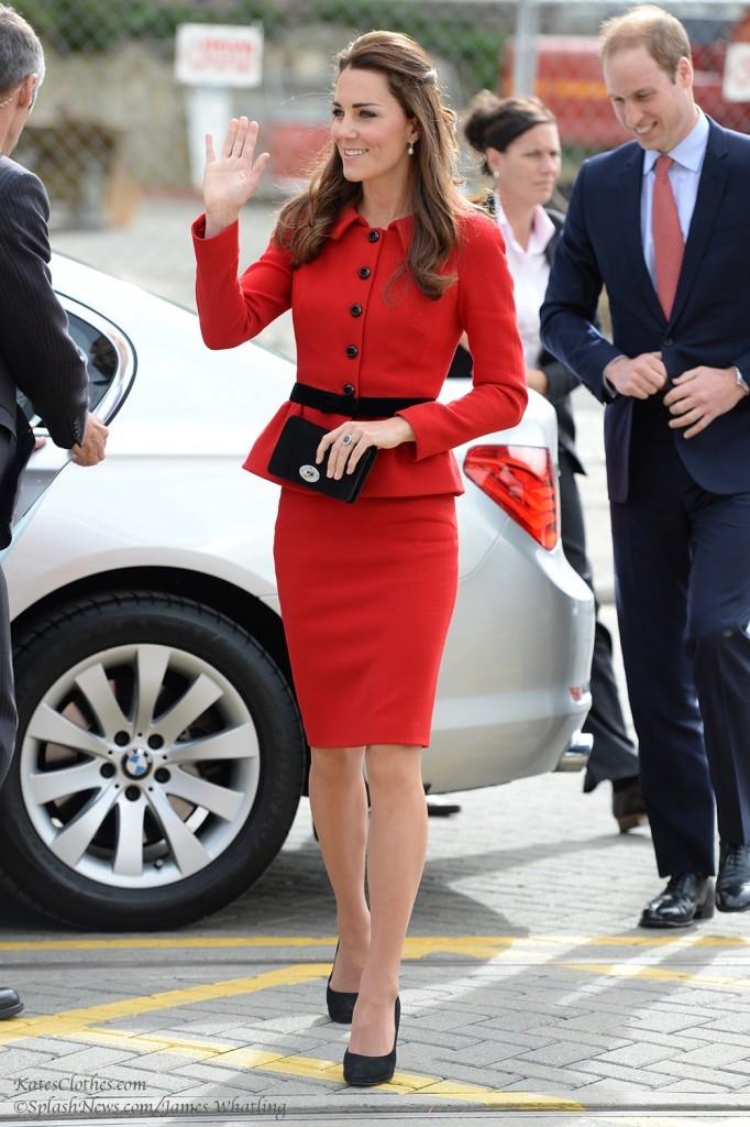 Red & Black Spagnoli in Christchurch