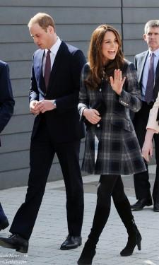 Day in Scotland Wearing Moloh