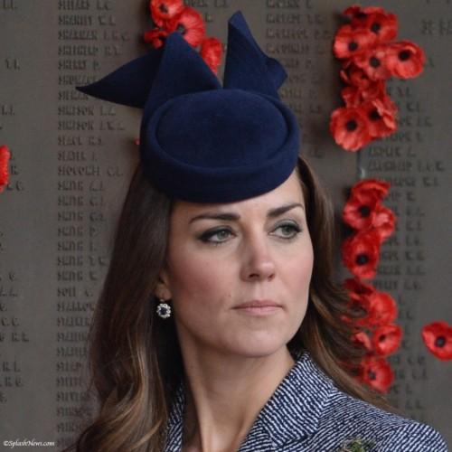 """""""Boutton"""" in Duchess Blue"""