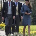 Meade Wedding Before Royal Tour