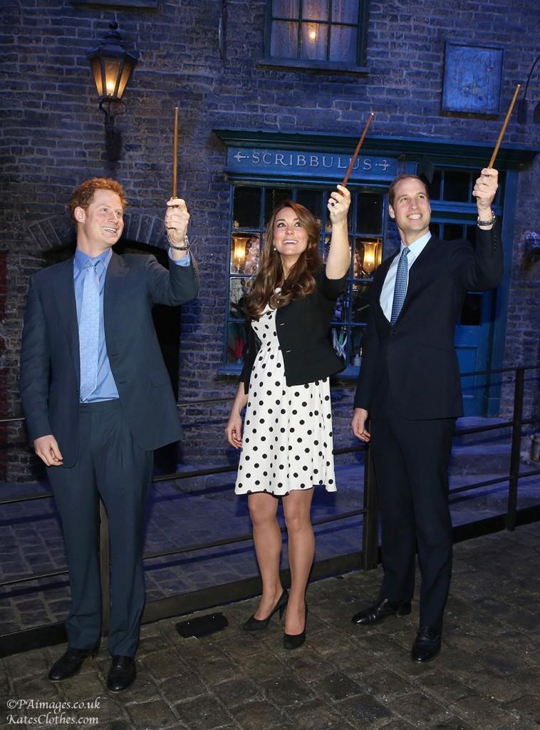 Visiting Harry Potter & Warner Bros.