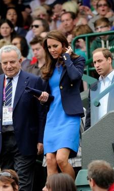 Olympics: Tennis at Wimbledon