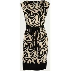 """Samuella"" Sleeveless Print Dress"