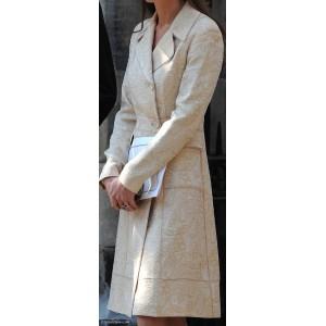 Brocade DAY Coat