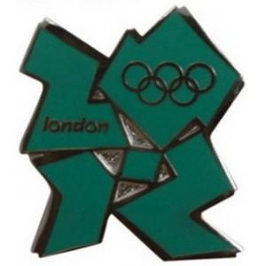 London 2012 Olympic Pin