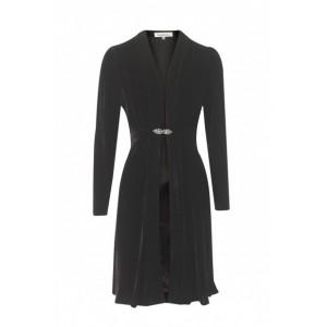 """""""Dulwich"""" Velvet Evening Coat"""