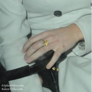 Citrine Cocktail Ring
