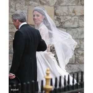 Royal Wedding Veil