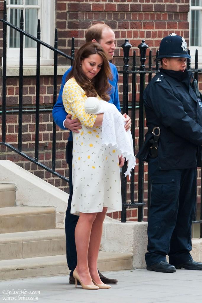 Presenting Princess Charlotte
