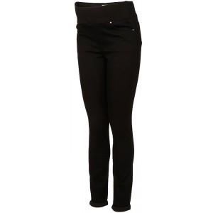 Moto Leigh Maternity Jeans (Black)