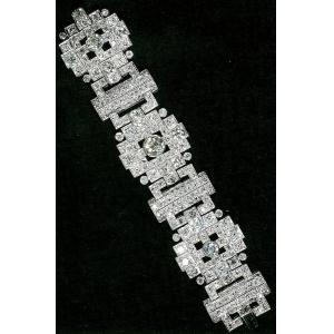 The Queen's Wedding Cuff Bracelet