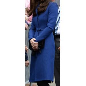 Bespoke Blue Coat
