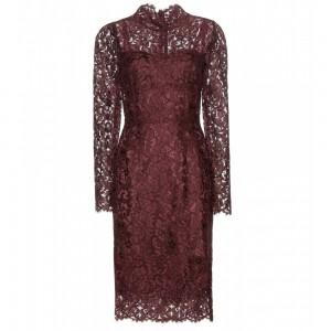 """""""Guipure"""" Floral Lace Dress"""