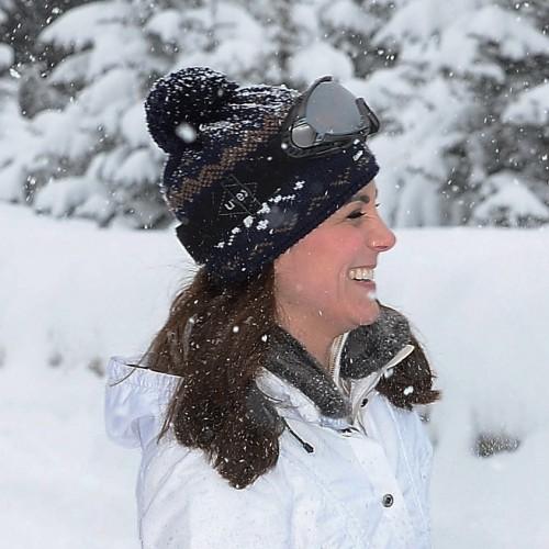 """""""Alwin"""" Eisbar PomPom Ski Hat"""