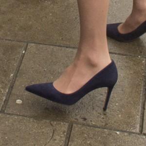 Blue Prada Pointy Toes