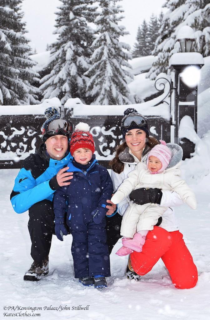 Family Ski Weekend