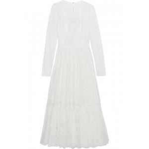 D&G Lace Peasant Dress