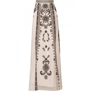 Delphia Silk Organza Skirt