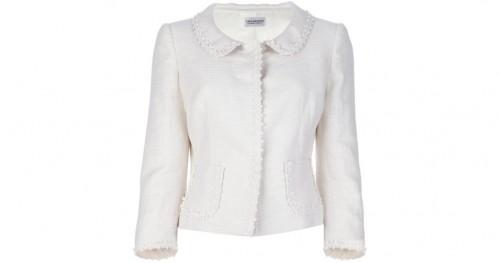 White Alberta Ferretti Jacket