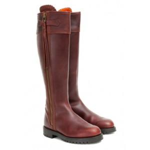Long Tassel Boots