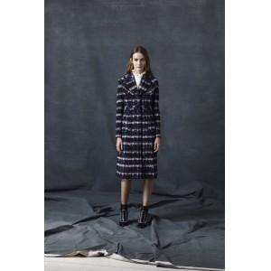 Erdem Tweed Coat
