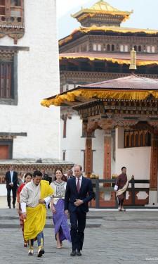 Day 1 in Bhutan