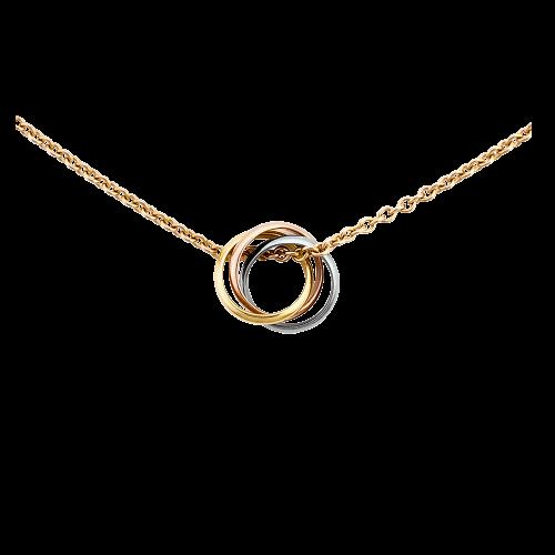 Petite Cartier Trinity Necklace