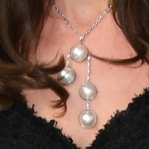 Balenciaga Pearl Necklace